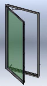Impact Resistant Casement Windows